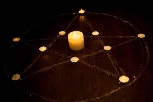 Satanic magic spells